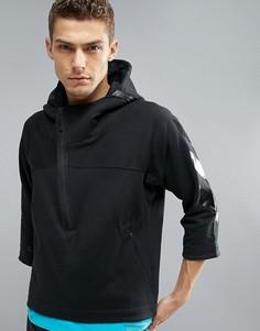 Свитшот на молнии Adidas James Harden - Черный
