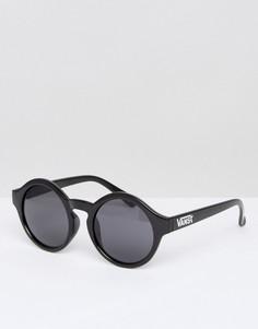 Черные солнцезащитные очки Vans X Peanuts VA31IIBLK - Черный