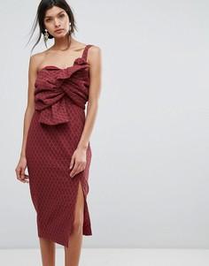 Платье C/Meo Collective - Красный