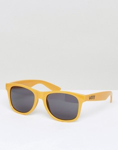 Желтые солнцезащитные очки Vans Spicoli 4 V00LC050X - Желтый