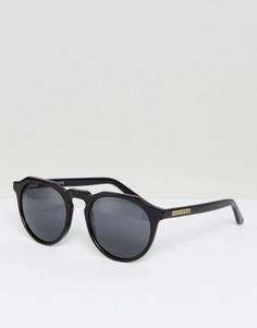Черные солнцезащитные очки Hawkers Warick - Черный