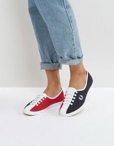 Туфли в стиле боулинг Fred Perry - Мульти