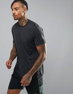 Черная футболка adidas Training Freelift CE3611 - Черный