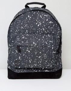 Рюкзак с брызгами краски Mi-Pac - Черный