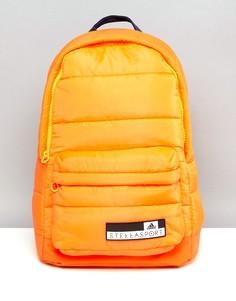 Стеганый рюкзак adidas Stella Sport - Оранжевый