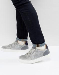 Кроссовки Le Coq Sportif Basket Lux - Серый