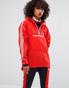Красная куртка adidas Originals Tennoji - Красный