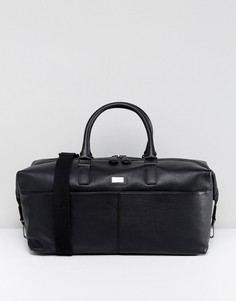 Кожаная сумка Ted Baker Tiger - Черный