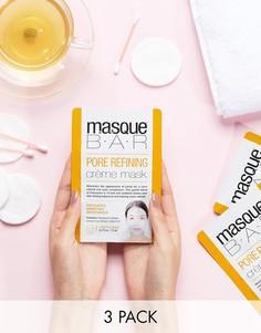 Кремовая маска для очищения пор MasqueBAR x3 - Бесцветный