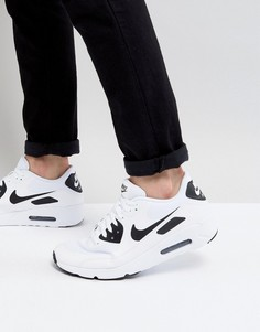 Белые кроссовки Nike Air Max 90 Ultra 875695-104 - Белый