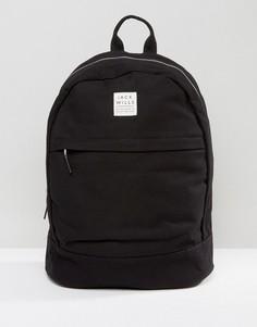Черный рюкзак Jack Wills Portbury - Черный