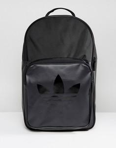 Черный спортивный рюкзак adidas Originals Class AZ5523 - Черный
