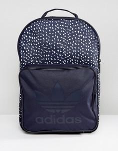 Синий рюкзак adidas Originals AB3889 - Темно-синий