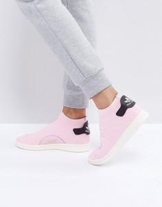 Розовые кроссовки adidas Originals - Розовый