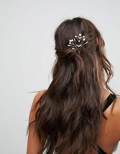 Заколка для волос в виде лозы ASOS - Золотой