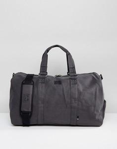 Черная сумка дафл вместимостью 42,5 литра Herschel Supply Co. Novel - Черный