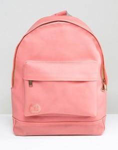 Резиновый рюкзак кораллового цвета Mi-Pac - Розовый