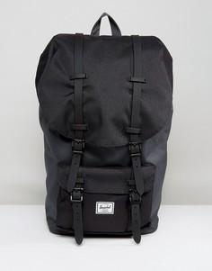 Черный рюкзак Herschel Supply Co. Little America 25 л - Черный