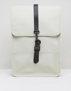 Рюкзак Rains - Белый