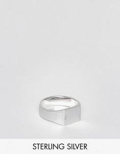 Серебряное кольцо с печаткой Seven London - Серебряный