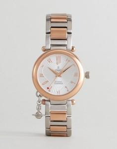 Часы-браслет Vivienne Westwood VV006RSSL - Серебряный