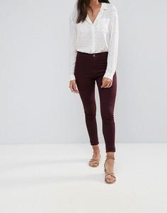 Зауженные джинсы Glamorous - Красный