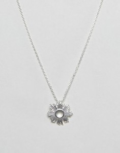 Ожерелье Nylon - Серебряный