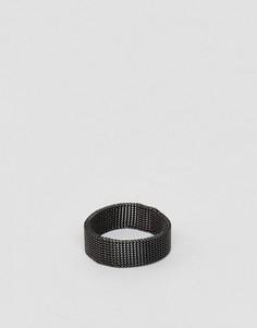 Кольцо Reclaimed Vintage Inspired - Черный