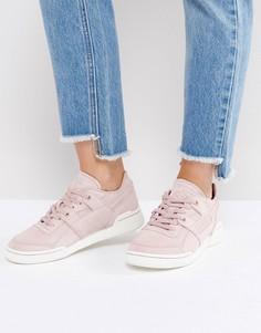Розовые классические кроссовки Reebok Decon - Розовый