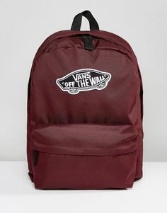 Бордовый рюкзак Vans - Фиолетовый
