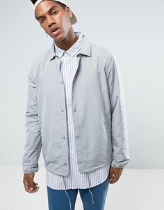 Светло-серая спортивная куртка Herschel - Серый