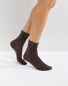 Блестящие носки Monki - Мульти
