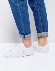 Кожаные кроссовки Le Coq Sportif Charline - Белый