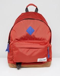 Красный нейлоновый рюкзак Eastpak Wyoming - Синий