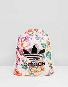 Спортивная сумка adidas Originals X Farm Floralita - Мульти
