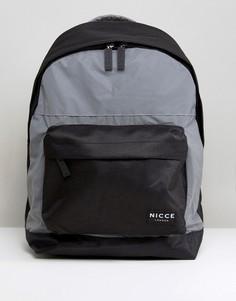 Рюкзак со светоотражающей отделкой Nicce London - Серый