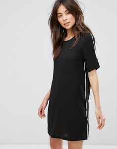 Платье-футболка Only - Черный