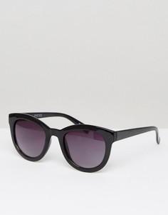 Солнцезащитные очки Pieces - Черный