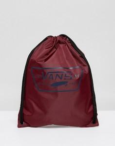 Спортивный рюкзак Vans Leauge V002W68AA - Красный
