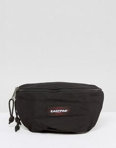 Черная сумка-кошелек на пояс объемом 2 л Eastpak Springer - Черный