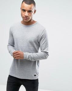 Легкий свитшот Produkt - Серый