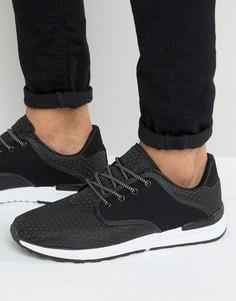 Черные кроссовки Brave Soul Breckham - Черный
