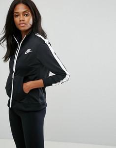 Спортивная куртка Nike - Черный