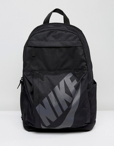 Черный рюкзак с логотипом Nike BA5381-010 - Черный