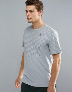 Спортивная футболка Nike 860944-043 - Серый