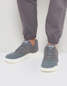 Серые низкие кроссовки Nike Jordan J23 905288-003 - Серый