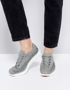 Серые кроссовки Nike Mayfly - Серый
