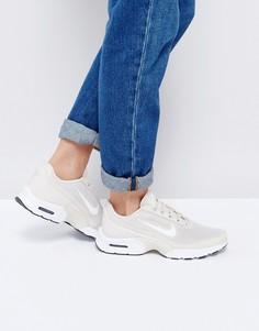Бежевые кроссовки Nike Air Max Jewell - Кремовый