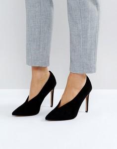 Туфли на высоком каблуке ASOS PRIORITY - Черный