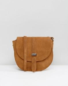 Замшевая сумка Reclaimed Vintage Inspired - Мульти